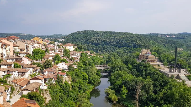 cool unique places to stay in bulgaria