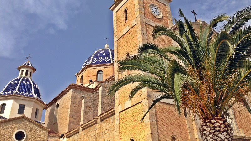 things to do altea old town spain