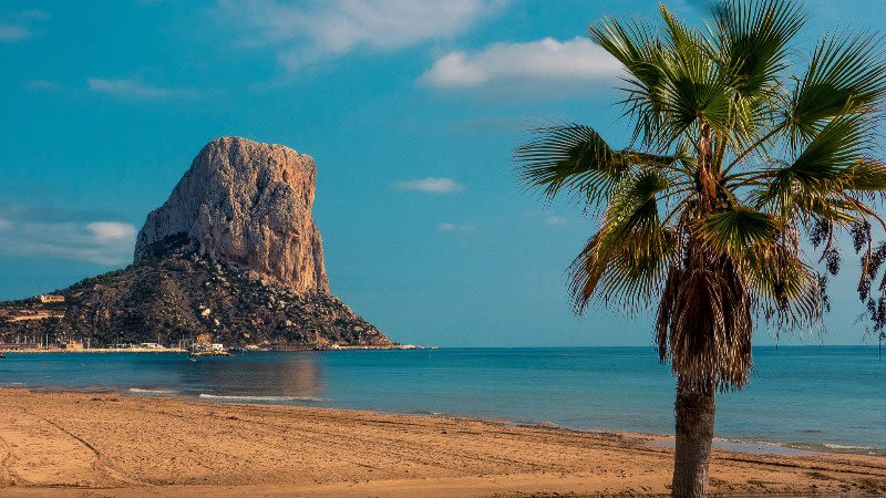 things to do calpe spain