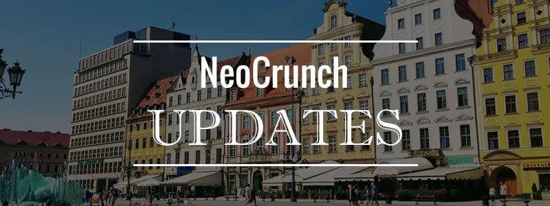 NeoCrunch Updates